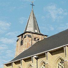 Parochiekerk Sint-Vincentius, Ramskapellestraat, Ramskapelle